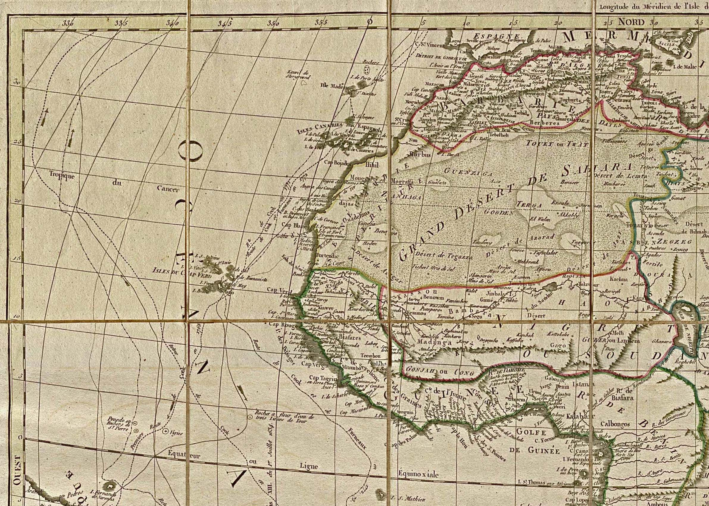 Africa Historical Maps   Perry Casta    eda Map Collection   UT Library     Historical Maps of Africa