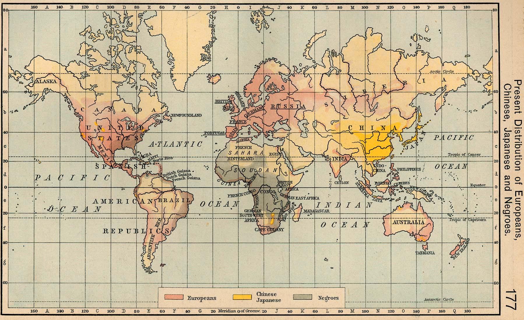 World Historical Maps