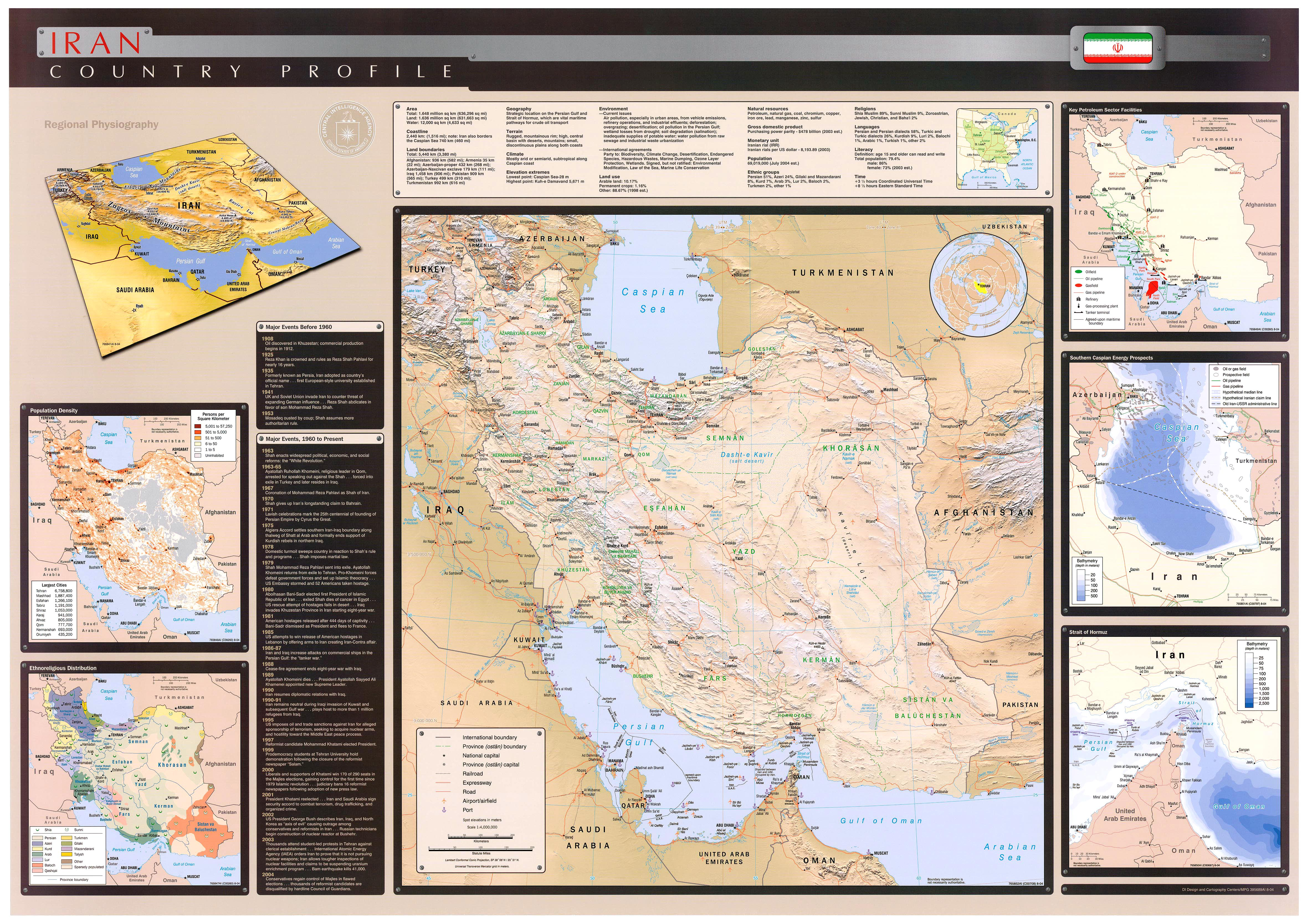 Iran Maps   Perry Casta    eda Map Collection   UT Library Online Map Collection
