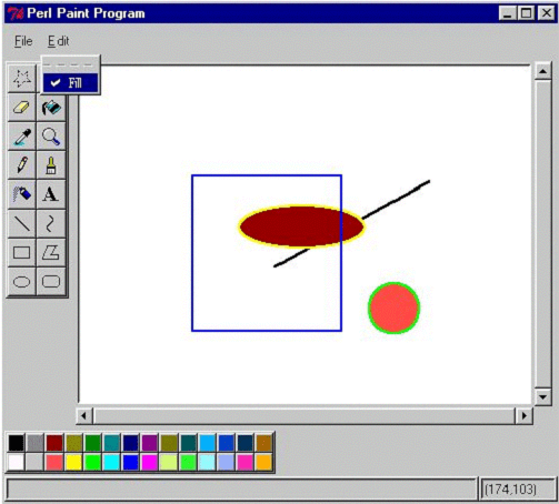 Paint Program Windows