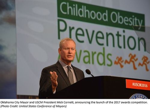 Mayor Cornett Announces the Launch of the 2017 Awards Competition