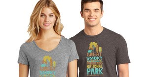 Great Smoky Mountains 85th Anniversary Virtual Race Shirts
