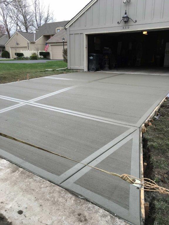 concrete-driveway-charlotte-nc