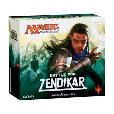 battle for zendikar fat pack