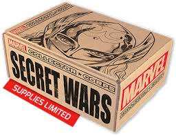 mcc secret wars box