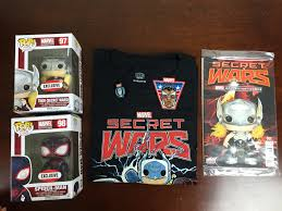 mcc secret wars items