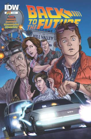 back to the future cover a
