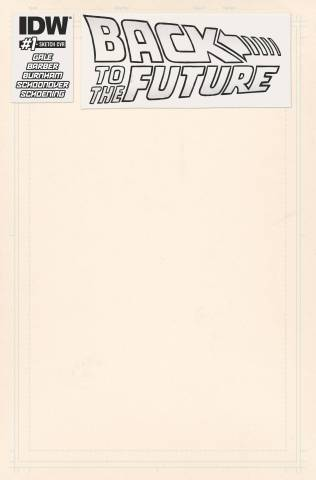 back to the future cover d