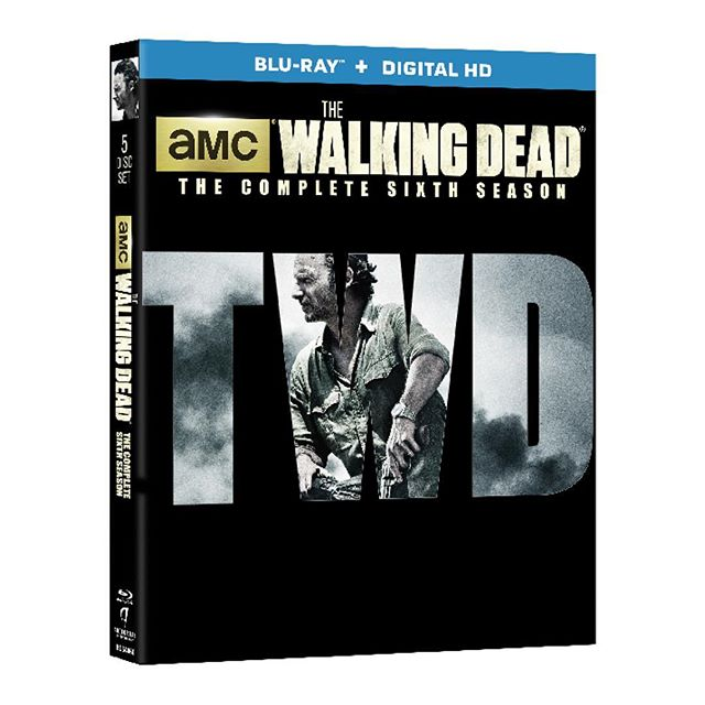 The Walking Dead Complete Sixth Season DVD Giveaway to Five Lucky Winners!! 3 easy things to do to enter:1) Like our Facebook page: Legacy Comics and Cards2) Share the Facebook post 3) Comment on the Facebook post that you did so The 5 winners will be chosen at random on 8/31/16. #walkingdead #amc #walkingdeadfans