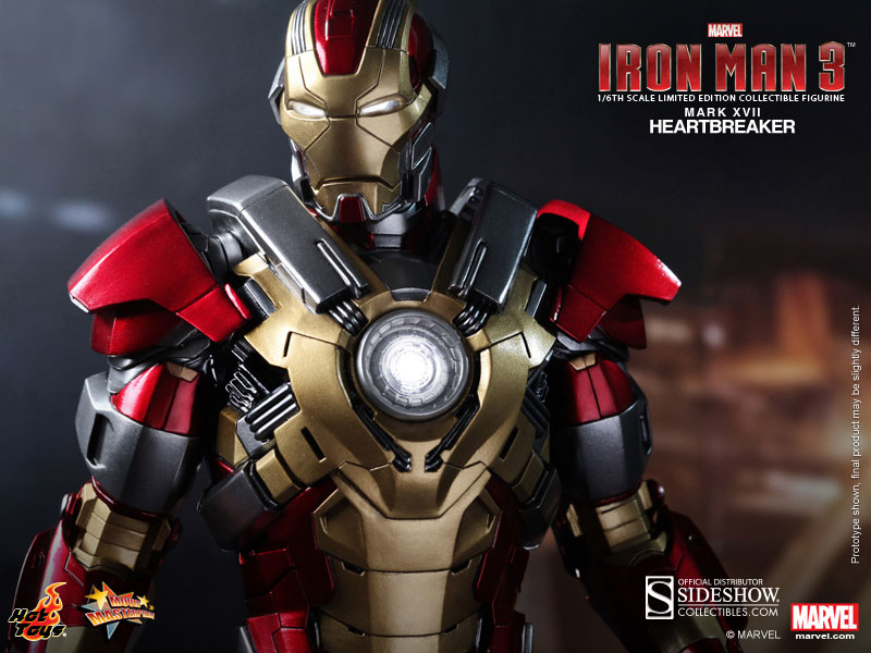 Nice Iron Man Mark 17: ...
