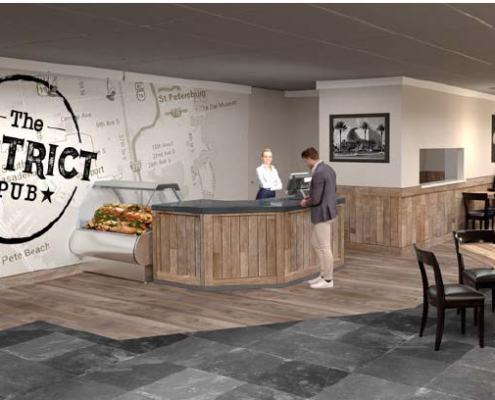 PIE: The District Pub