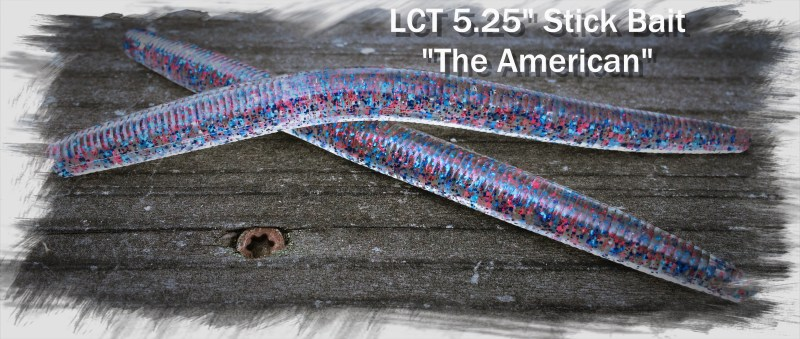 LCT 5.25 Stick Bait The American 3264x1383