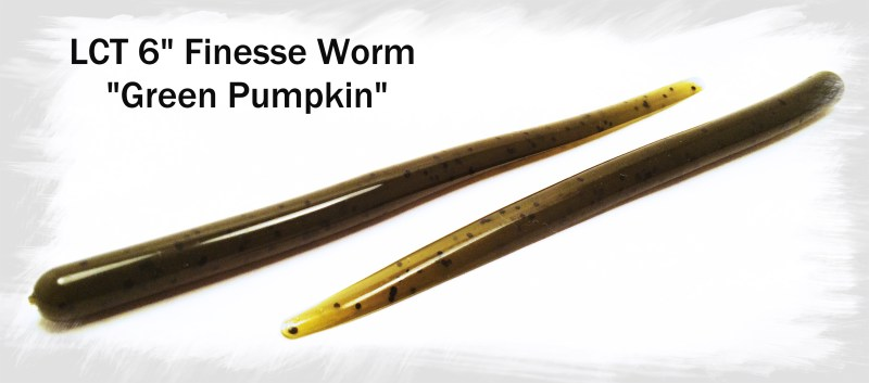 """LCT 6"""" Finesse Worm"""