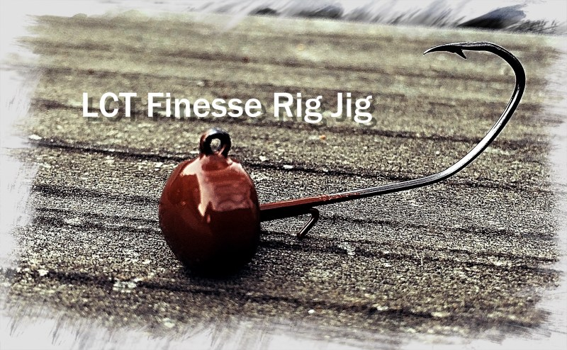 LCT Finesse Rig Jigs