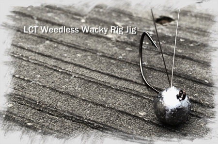 LCT Weedless Wacky Rig Jig