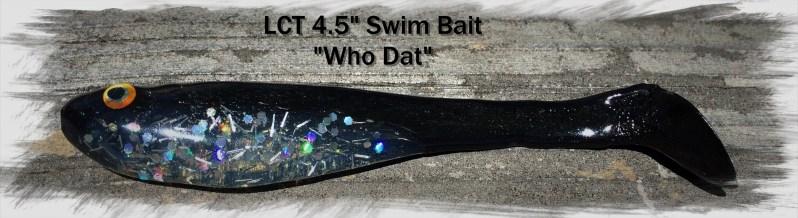 LCT 4.5 Swim Bait Who Dat 2791x762