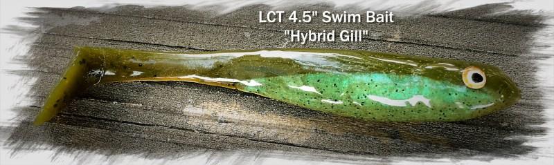 LCT4.5 Swim Bait Hybrid Gill 3132x936