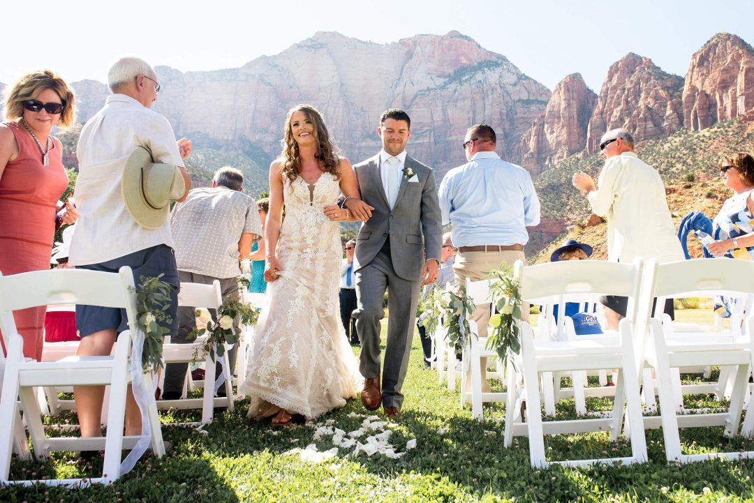 zion wedding rentals and planning in southern utah destination brides