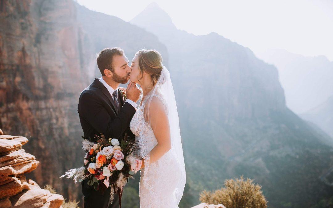 Switchback Grill Zion Wedding