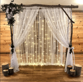 Curtains & Lace Fabric