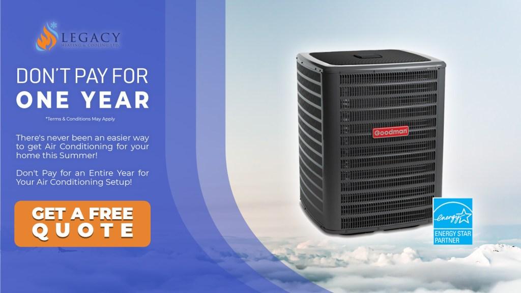 Air Conditioning Leduc