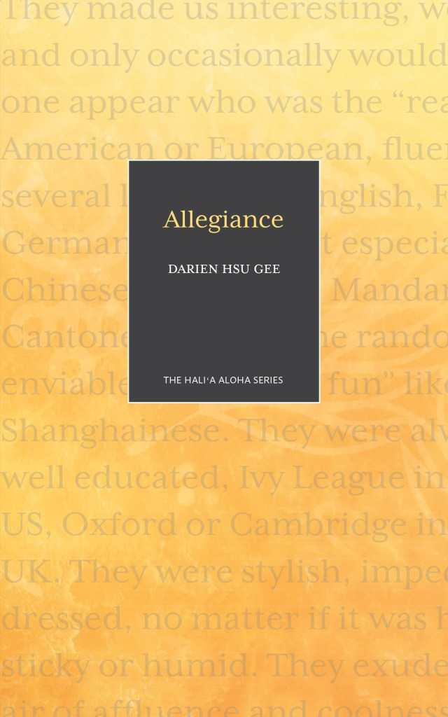 Allegiance by Darien Hsu Gee