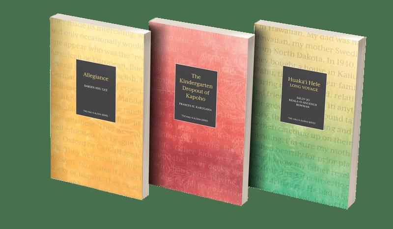 Halia Aloha Fall 2020 authors three-book set