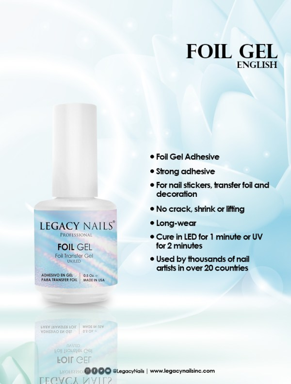 foil gel adhesive eng
