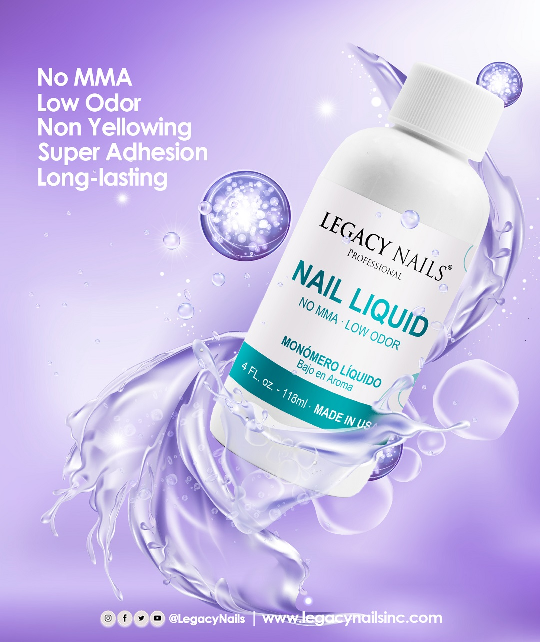 Nail Sculpting Liquid