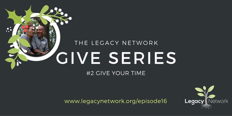 Give series: make a difference in human trafficking, helping orphans, potential