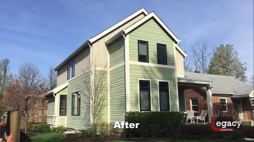 Indianapolis Exterior Painting 3