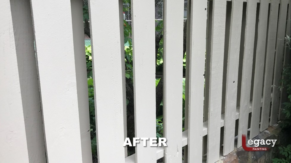 Indy Fence Staining Solid Color 5