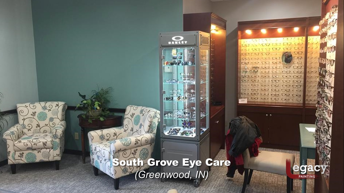 South Grove Interior Painting