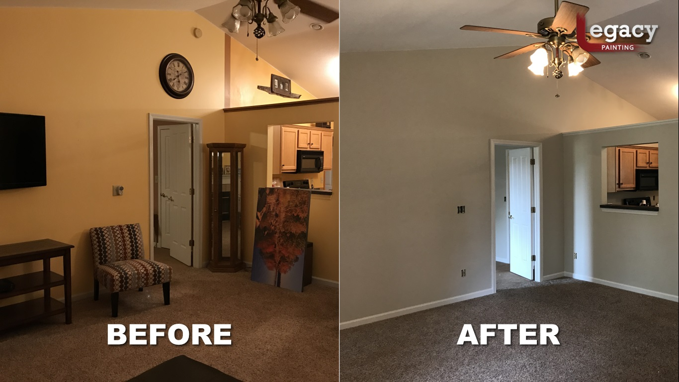 Residential Interior Painting Archives   Legacy Painting Home Interior Painting     Franklin