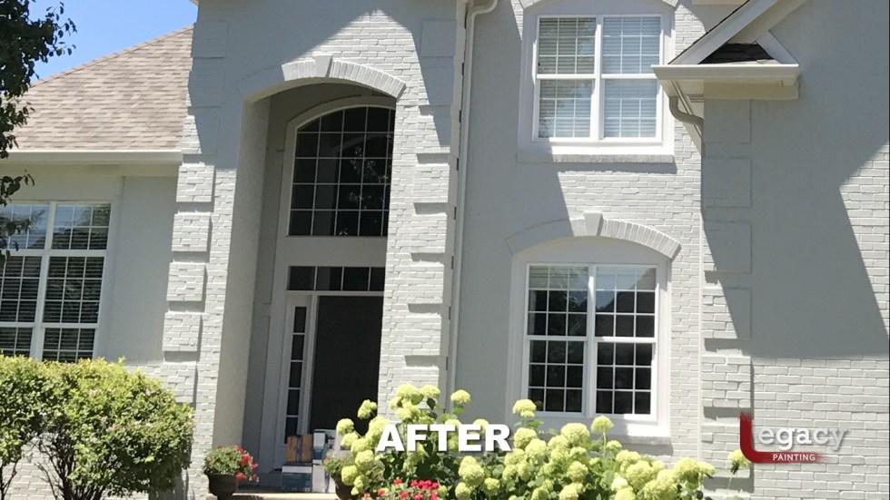 Professional Brick House Painters 14 - Carmel Indiana