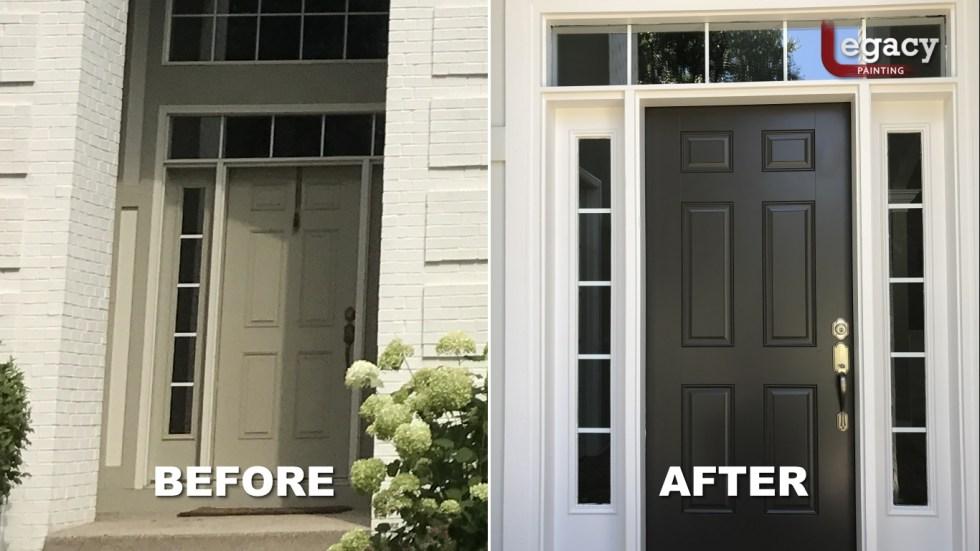 Professional Brick House Painters 15 - Carmel Indiana