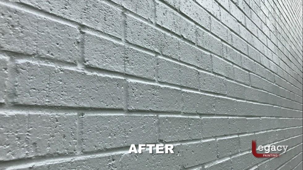 Professional Brick House Painters 2 - Carmel Indiana
