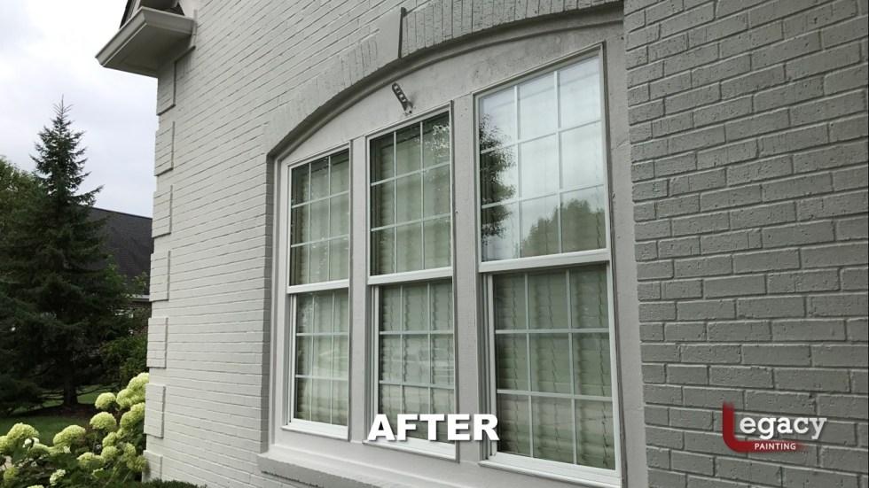 Professional Brick House Painters 5 - Carmel Indiana