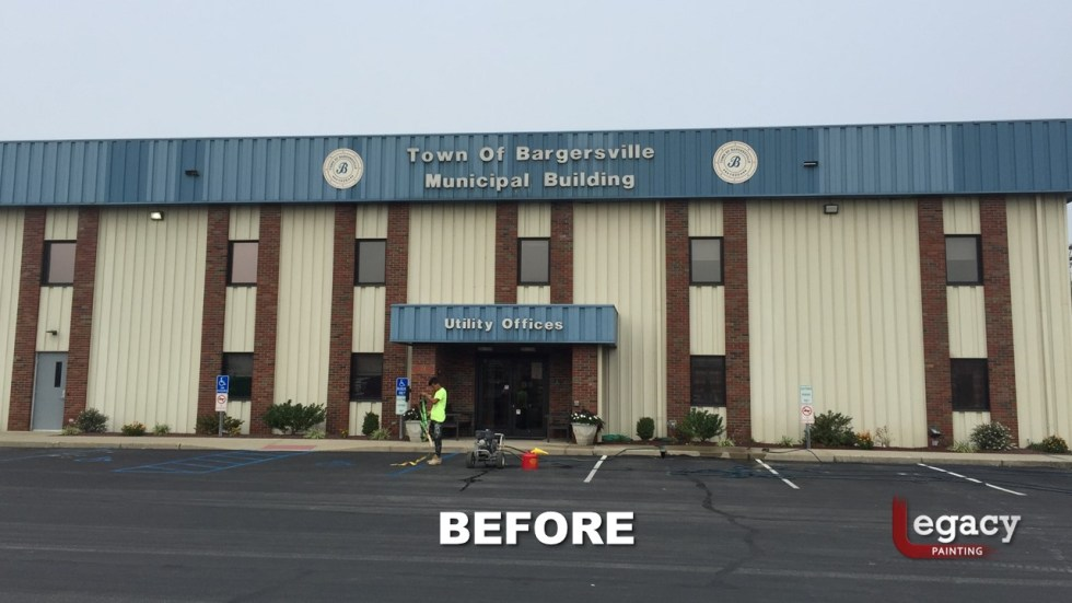 Bargersville Commercial Painting Slide1