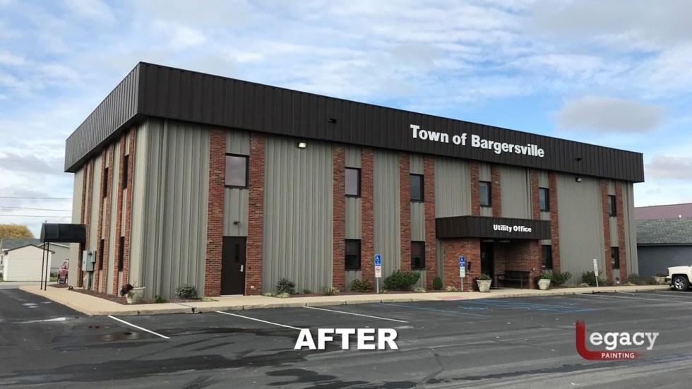 Bargersville Commercial Painting Slide8