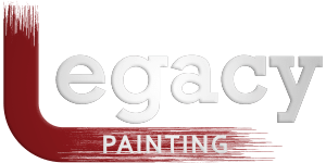 legacy painting white