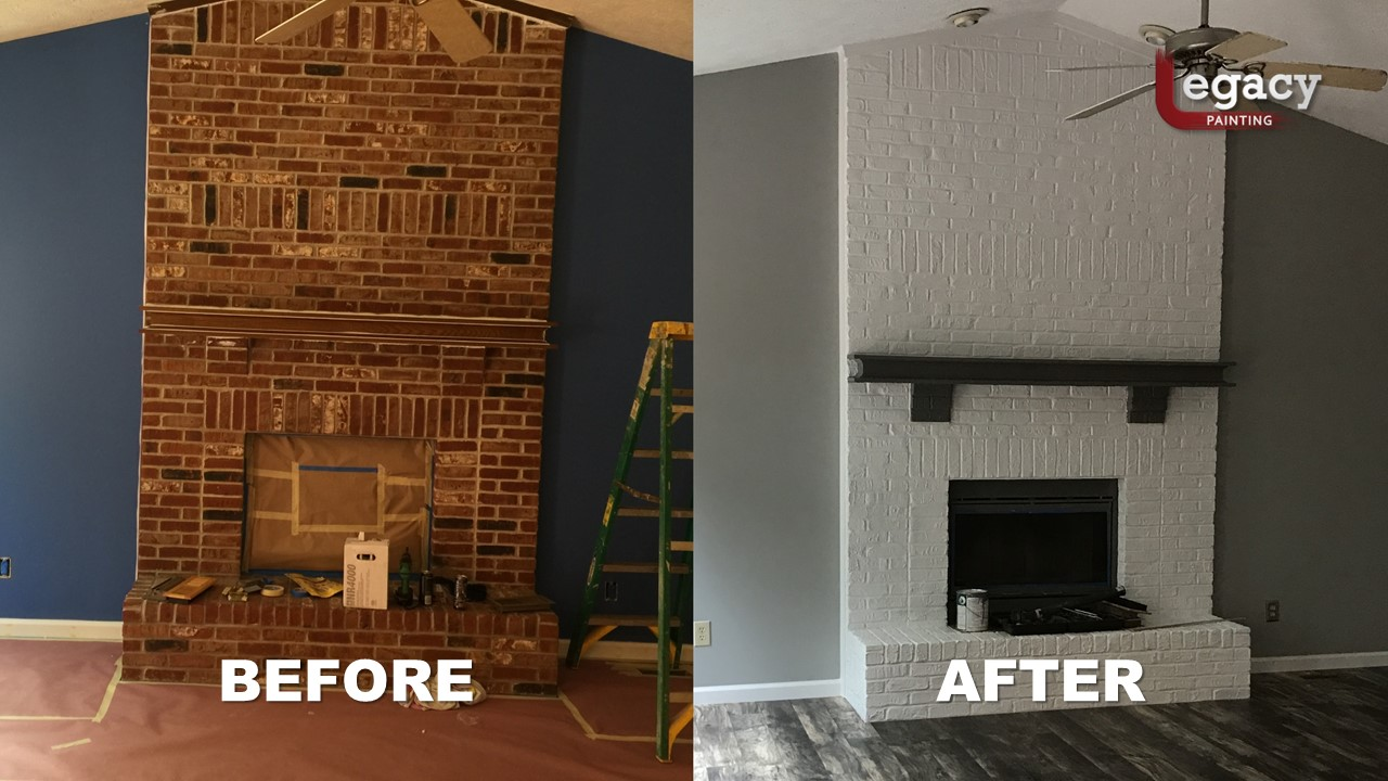 Fishers Interior Painting Remodel