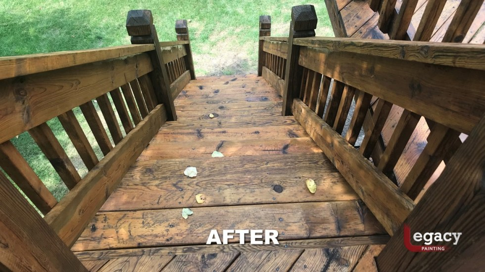Deck Staining Indianapolis - Proluxe Srd Natural 078 - 12