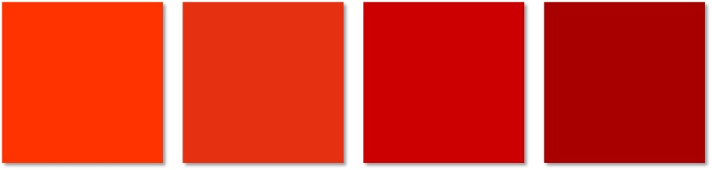 interior painting - red
