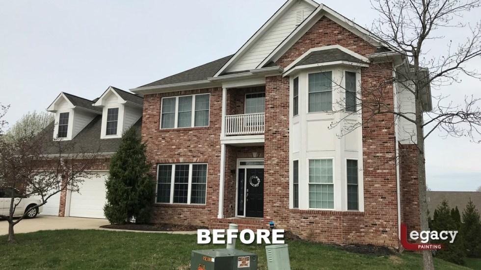 Residential Painter Greenwood 46143 - 001