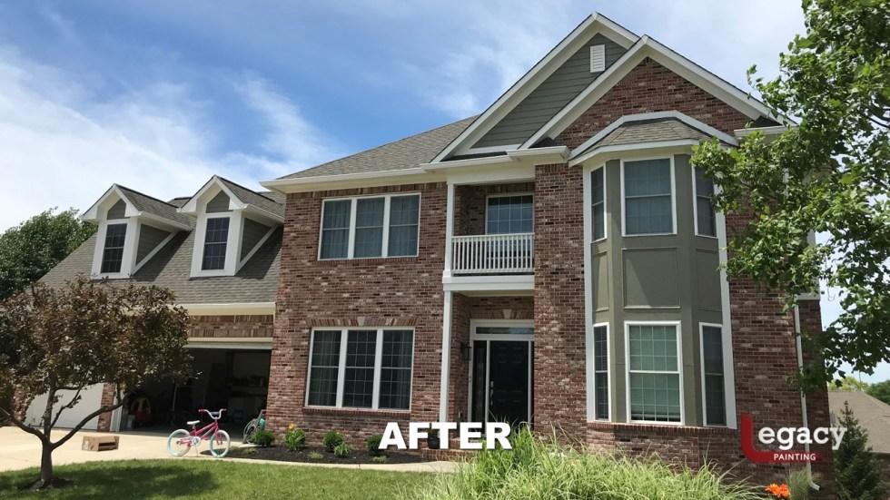 Residential Painter Greenwood 46143 - 002