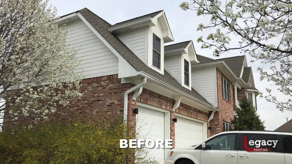 Residential Painter Greenwood 46143 - 007