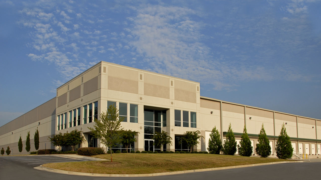 industrial warehouse distribution center painting indianapolis