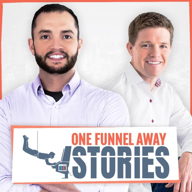 one funnel away stories steve larsen
