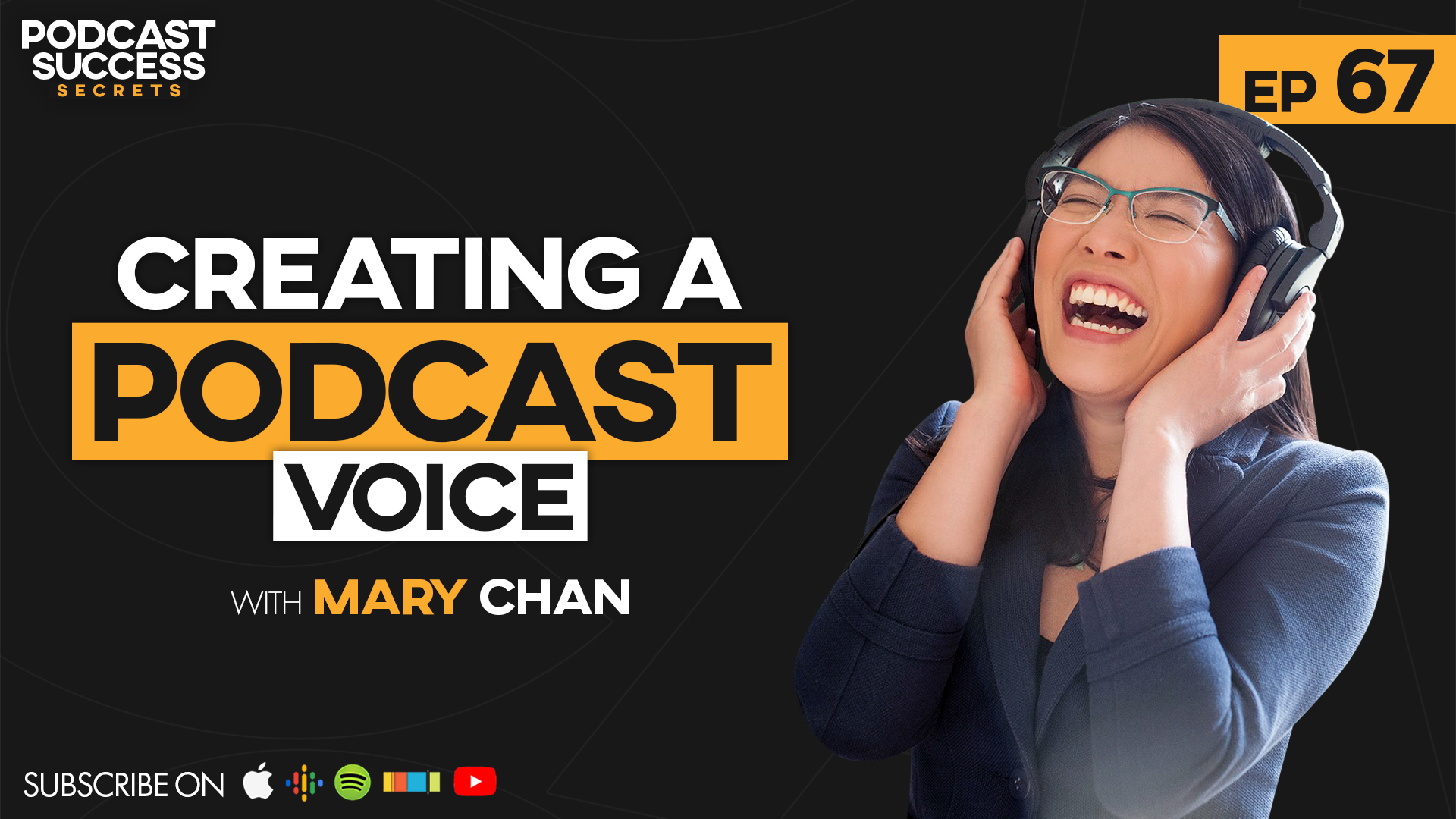 podcast voice
